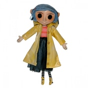 (Damaged Packaging) Coraline (Coraline Movie) Neca 10 Inch Doll Used - Like New