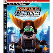 Ratchet & Clank Future Tools Of Destruction Game PS3 (#)
