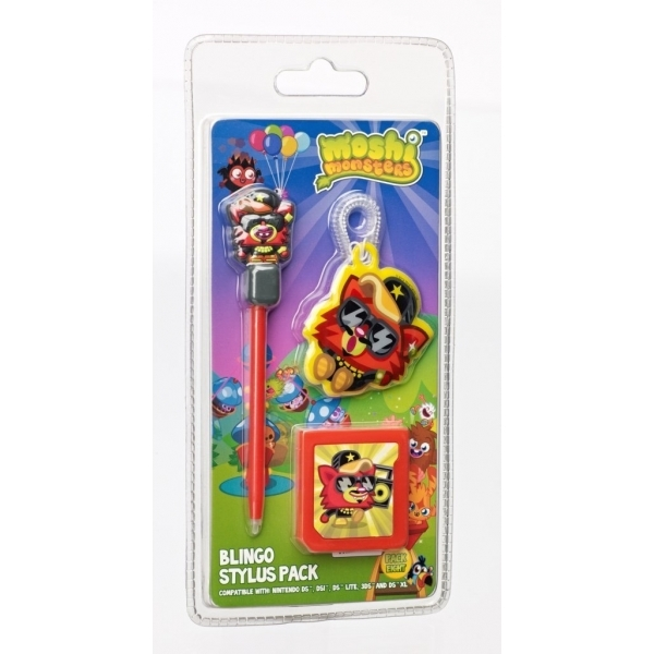 Moshi Monsters Moshlings Stylus Pack Blingo 3DS/3DS XL/Dsi/DSi XL