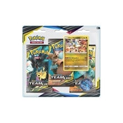 Pokemon TCG: Sun & Moon 9 Team Up Blister 3-Pack