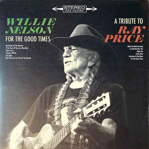 Willie Nelson - For The Good Times - A Tribute To Ray Vinyl