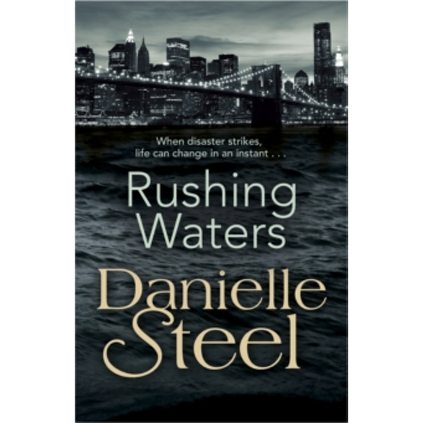 Rushing Waters by Danielle Steel (Paperback, 2017)