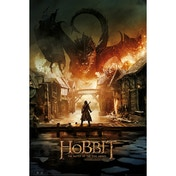 The Hobbit Battle of Five Armies Smaug Maxi Poster