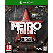 Metro Exodus Aurora Limited Edition Xbox One Game