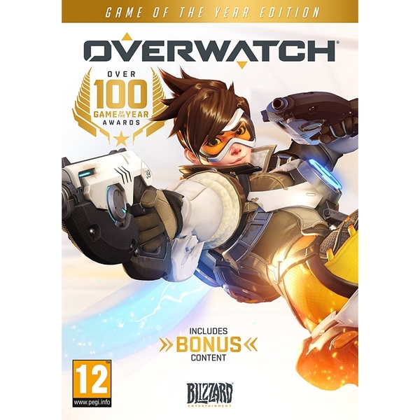 Overwatch Game Of The Year (GOTY) PC Game