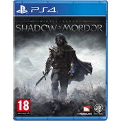 Middle-Earth Shadow of Mordor PS4 Game
