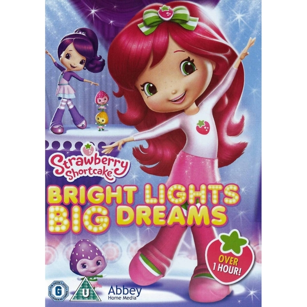 Strawberry Shortcake:Bright Lights Big Dreams DVD