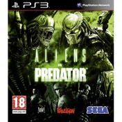 Aliens vs Predator (AVP) Game PS3
