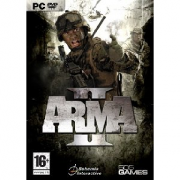 ArmA II 2 Game PC