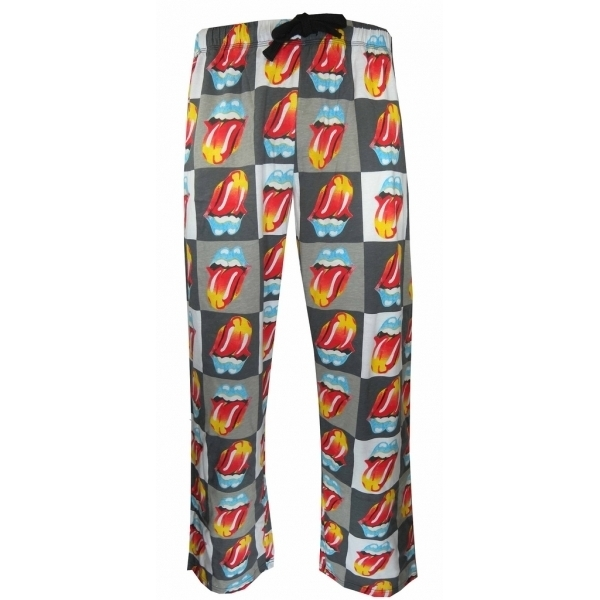 The Rolling Stones Tongue Loungepants Large One Colour