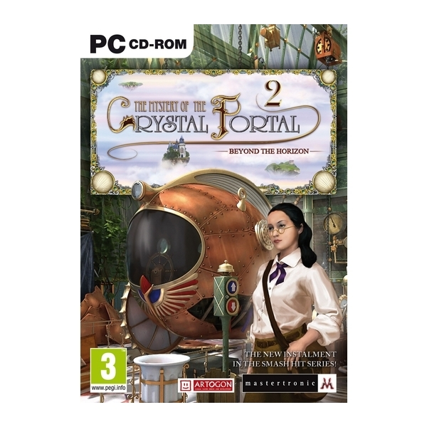 Mystery of the Crystal Portal 2 Game PC