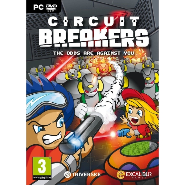 Circuit Breakers PC Game - Image 1