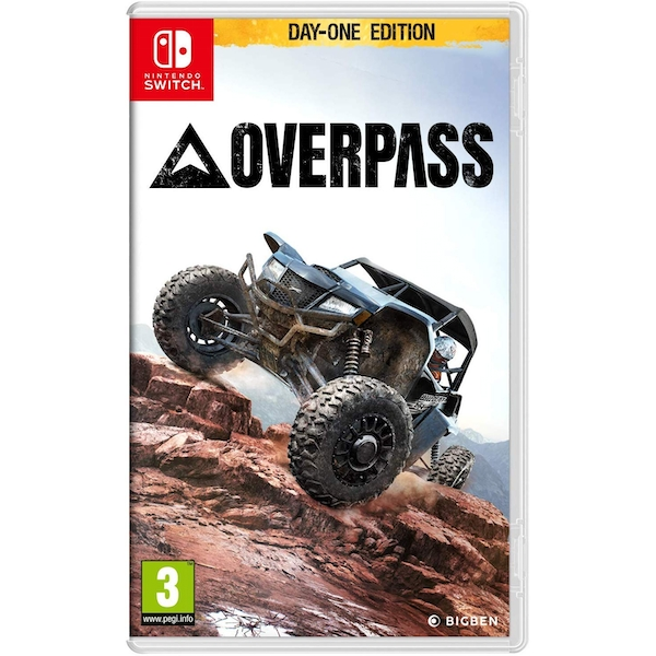 Overpass Nintendo Switch Game