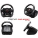 Superdrive SV700 Multi Format Steering Wheel with Pedals - Image 2