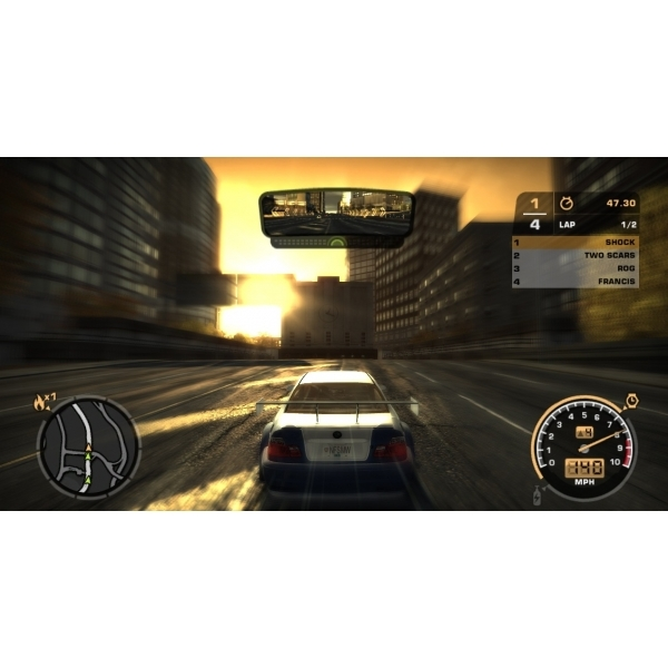 Need For Speed Most Wanted (Classics) Game Xbox 360 - Image 3