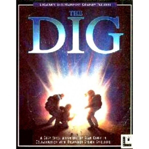 Ex-Display Lucas Classic Line The Dig Game PC Used - Like New