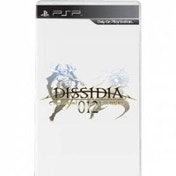 Dissidia 012 Final Fantasy Game PSP