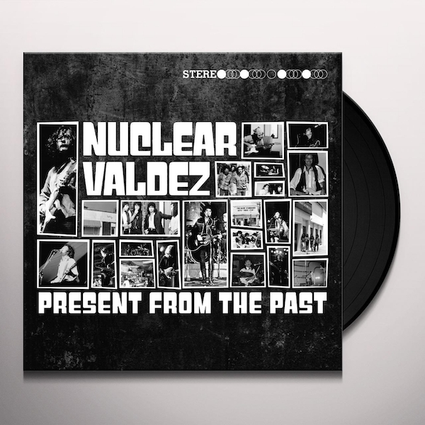 Nuclear Valdez - Present From The Past Vinyl