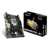 Biostar H310MHD PRO Intel Socket 1151 Coffee Lake Micro ATX DDR4 VGA/DVI-D/HDMI USB 3.1 Motherboard