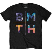 Bring Me The Horizon - Colours Men's Large T-Shirt - Black