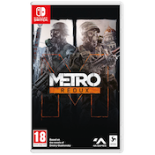 Metro Redux Nintendo Switch Game