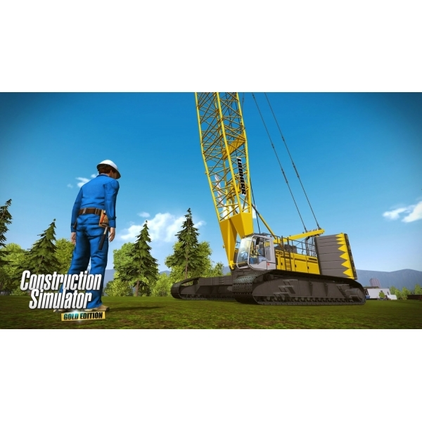 Construction Simulator Gold PC Game - shop4ph com