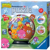 Moshi Monster 3D Jigsaw Puzzle