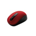 Microsoft 3600 Bluetooth Mobile Mouse - Red