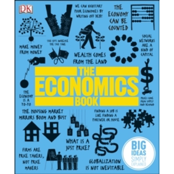 The Economics Book by DK (Hardback, 2012)