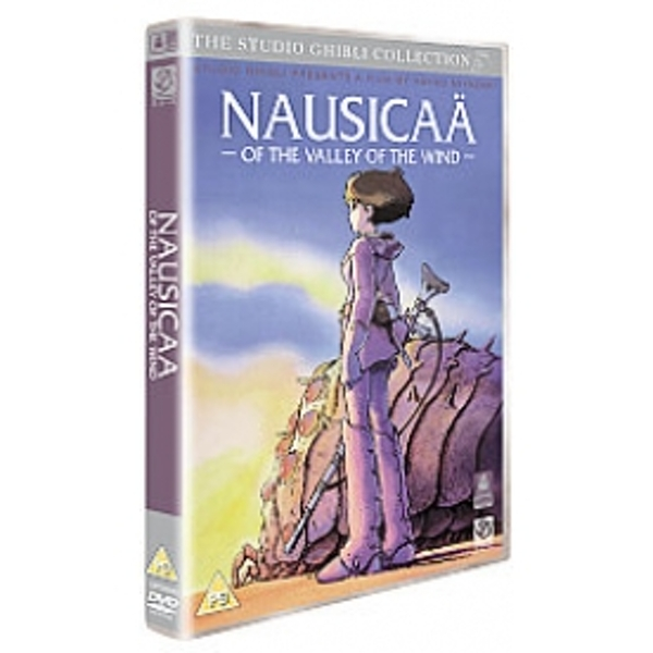 Nausicaa Valley Of The Wind DVD