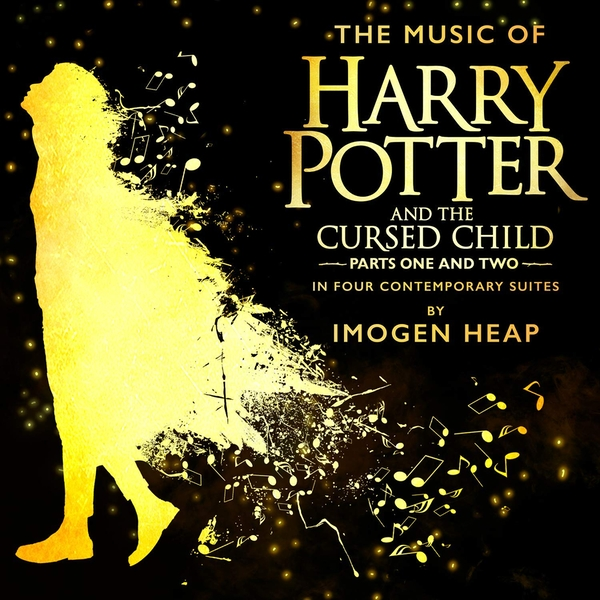 The Music of Harry Potter and the Cursed Child - In Four Contemporary Suites CD