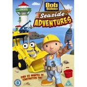 Bob The Builder Seaside Adventures DVD