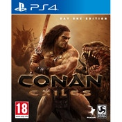 Ex-Display Conan Exiles Day One Edition PS4 Game Used - Like New