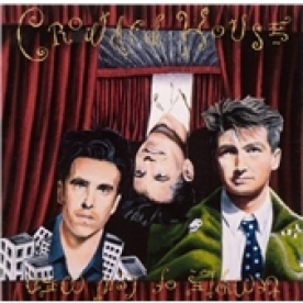 Crowded House Temple Of Low Men CD