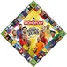 World Football Stars Gold Edition Monopoly Board Game - Image 3