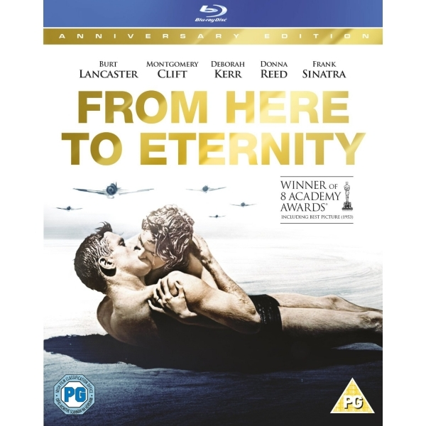 From Here to Eternity Anniversary Edition Blu-ray