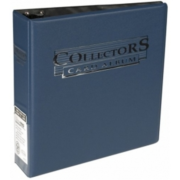 Ultra Pro Collector Card Album Blue