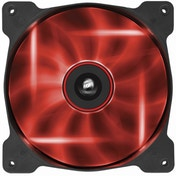 CORSAIR LED FAN AF140-LED RED SINGLE PACK QUIET EDITION