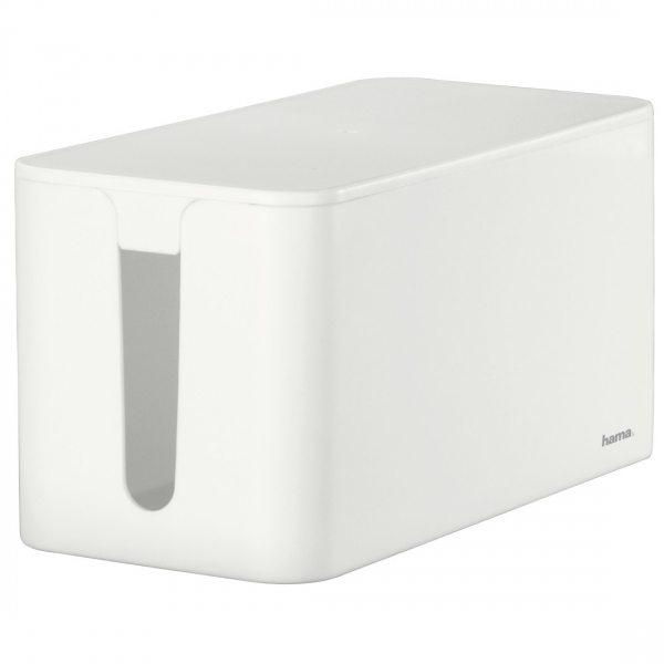 Hama Mini Cable Box (White)