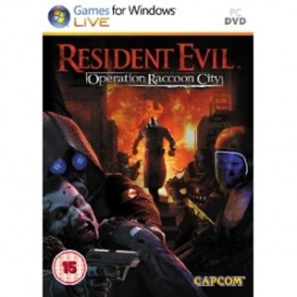 Resident Evil Operation Raccoon City Game PC