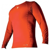 PT Base-Layer Long Sleeve Crew-Neck Shirt X.Large Orange