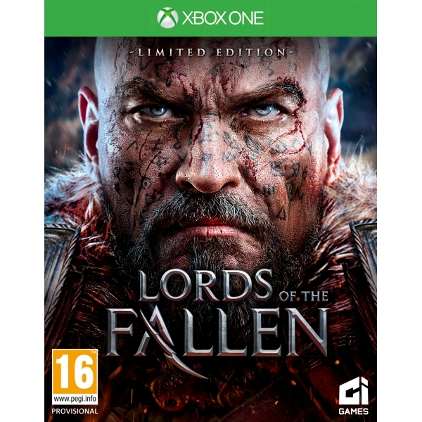 Image of Lords of the Fallen [Xbox One]