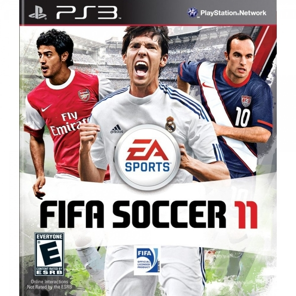 FIFA 11 Game PS3