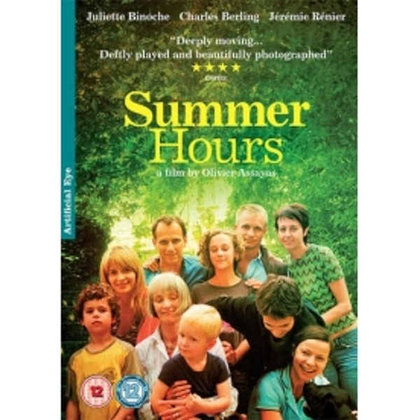 Summer Hours DVD