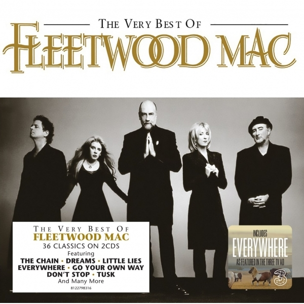 Fleetwood Mac - The Very Best Of Fleetwood Mac CD