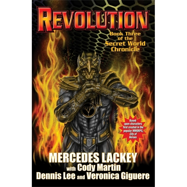 Revolution Secret World Chronicles III Paperback