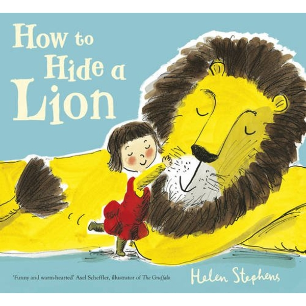 How to Hide a Lion Board book