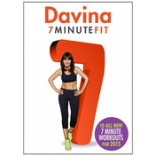 Davina 7 Minute Fit New for 2015 DVD