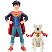 DC Comics ARTFX+ Statue 1/10 2-Pack Super Sons Jonathan Kent & Krypto
