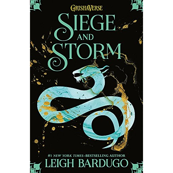 Shadow and Bone: Siege and Storm Book 2 Paperback / softback 2018